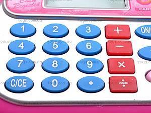 Детская игрушка «Кассовый аппарат», FS-34366, магазин игрушек