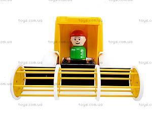 Детская игрушка «Комбайн», С-86-Ф, купить