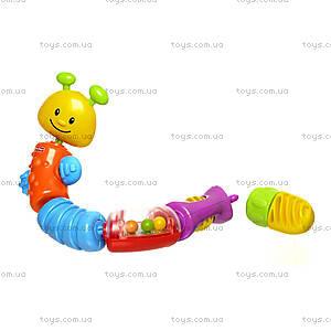 Детская игрушка-конструктор «Гусень», W9834, купить