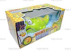 Детская игрушка «Крокодил», 668