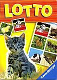 Детская игрушка «Лото с животными», 21456-Rb, фото
