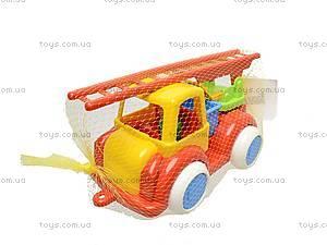 Детская игрушка «Пожарная машина», С-60-Ф