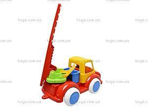 Детская игрушка «Пожарная машина», С-60-Ф, купить