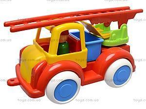 Детская игрушка «Пожарная машина», С-60-Ф, фото