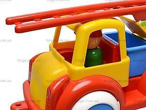 Детская игрушка «Пожарная машина», С-60-Ф, отзывы