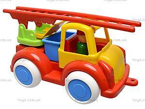Детская игрушка «Пожарная машина», С-60-Ф, цена