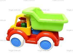 Детская игрушка «Самосвал», С-64-Ф, фото
