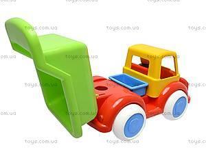 Детская игрушка «Самосвал», С-64-Ф, отзывы
