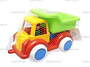 Детская игрушка «Самосвал», С-64-Ф