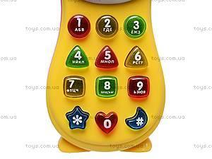 Детская игрушка «Умный телефон», 0101RU, фото