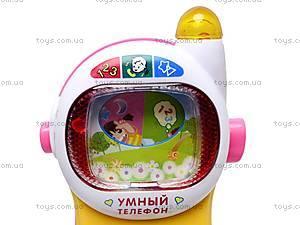 Детская игрушка «Умный телефон», 0101RU, цена