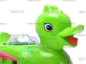Детская игрушка «Уточка», 0658A, игрушки