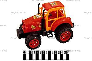 Детская инерционная техника «Трактор», 238-1