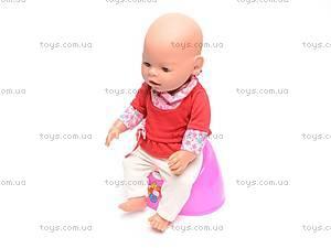 Детская интерактивная кукла-пупс, 8002-5, фото