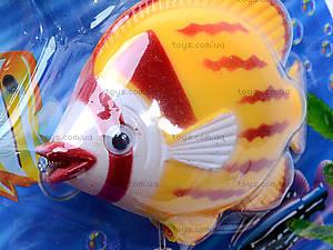 Детская интерактивная рыбалка, 3 рыбки, 2154A, отзывы