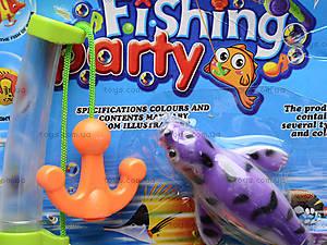 Детская интерактивная рыбалка, 4 рыбки, 2156B, toys.com.ua