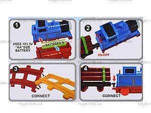 Детская железная дорога Thomas, 233B-2, отзывы