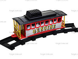 Детская железная дорога «Чух-Чух», 3311А-23311-13311-2, toys