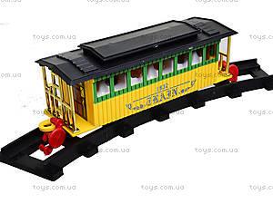 Детская железная дорога «Чух-Чух», 3311А-23311-13311-2, Украина