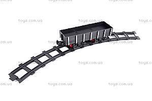 Детская железная дорога с дымом, V8099, купить