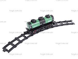 Детская железная дорога с дымом, V8099, фото