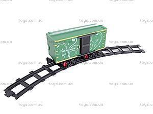 Детская железная дорога с дымом, V8099, отзывы