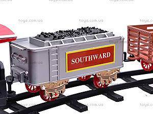 Детская железная дорога с эффектами, 1103, цена