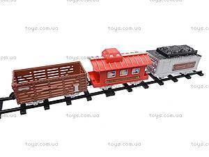 Детская железная дорога с пультом, 3055, игрушки