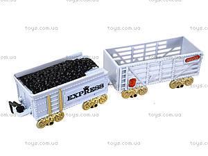 Детская железная дорога с световым эффектом, 50, цена