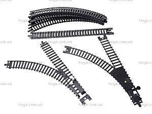 Детская железная дорога с световым эффектом, 50, магазин игрушек