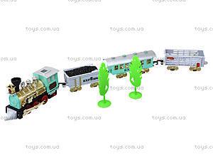 Детская железная дорога с световым эффектом, 50, toys.com.ua