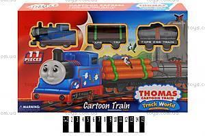 Детская железная дорога «Томас» с музыкальными эффектами, 233B-2