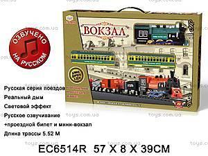 Детская железная дорога «Вокзал», EC6514R
