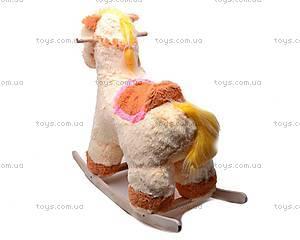 Детская качалка лошадка, 50-012-1, купить