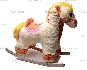 Детская качалка лошадка, 50-012-1, отзывы