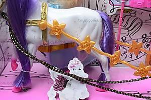 Детская карета с куклой, 689Н, отзывы