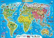 Детская «Карта Мира», 80018, фото