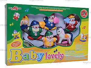 Детская карусель, 2917/2921, игрушки