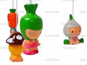 Детская карусель с резиновыми игрушками, JB555-6B, купить