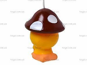 Детская карусель с резиновыми игрушками, JB555-6B, фото