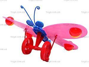 Детская каталка «Бабочка», W882-2, отзывы