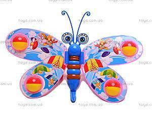 Детская каталка «Бабочка», W882-2, цена