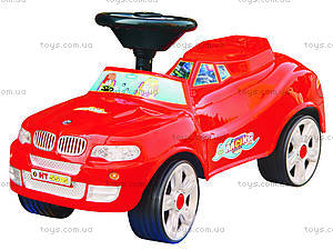 Детская каталка BMW, музыкальная, U-034