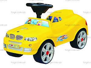 Детская каталка BMW, музыкальная, U-034, купить
