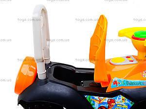 Детская каталка «Дино», 11-003, игрушки