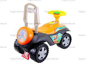 Детская каталка «Дино», 11-003, детские игрушки