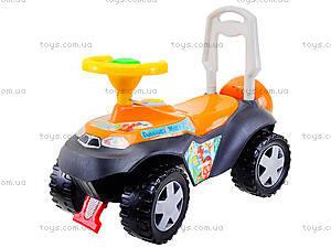 Детская каталка «Дино», 11-003, toys.com.ua