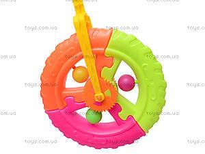 Детская каталка-колесо, 3629, цена