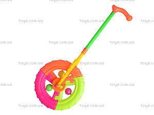 Детская каталка-колесо, 3629, игрушки
