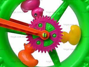 Детская каталка-колесо на палочке, 887-1, купить